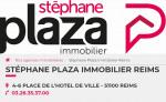 logo Stéphane plaza immobilier reims