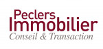 logo Peclers immobilier