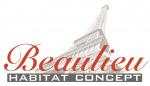 logo Beaulieu habitat concept