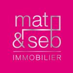 logo Mat & seb immobilier