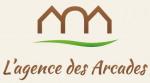 logo L'agence des arcades