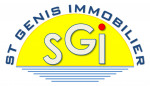 logo Saint genis immobilier