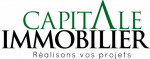 logo Capitale immobilier