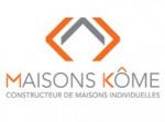 Logo agence MAISONS KOME