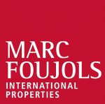 logo Marc foujols groupe immobilier