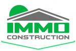 logo Immo construction - agence de merignac