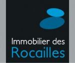logo Immobilier des rocailles