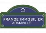 logo France immobilier adamville
