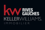 logo Keller williams rives gauches