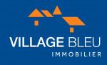 logo Village bleu