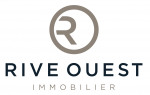 logo Rive ouest immobilier - clamart mairie