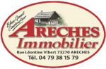 logo Agence areches immoblier