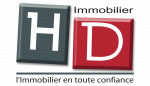 logo Hd immobilier