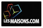 Logo agence Les Maisons.com