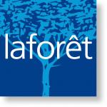 logo Laforet agence gif vallee