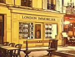 logo London immobilier