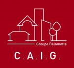 logo Compagnie auboise immobiliere de gestion