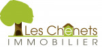 logo Agence les chenets immobilier