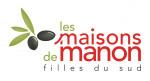 Logo agence LES MAISONS DE MANON