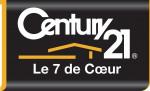 logo Century 21 le 7 de cœur