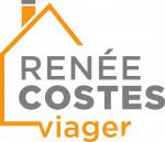 logo Renée costes viager franche-comté