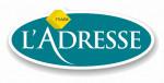 logo L'adresse etude immobiliere fonciere
