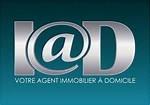 logo Iad france / isabelle lerouge