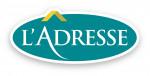 logo L'adresse - agence le dauphin