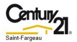 logo Century 21 saint-fargeau