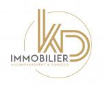 logo Kd immobilier