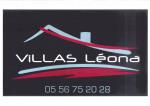Logo agence VILLAS LEONA