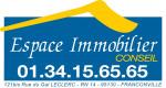 logo Espace immobilier conseil
