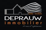 logo Deprauw immobilier