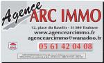 logo Arc immo transaction