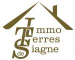 logo Immobilier terres de siagne