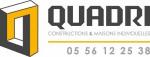 Logo agence MAISONS QUADRI