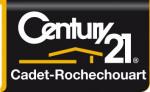 logo Century 21 cadet-rochechouart