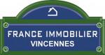 logo France immobilier vincennes