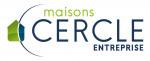 logo Maisons cercle entreprise