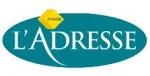 logo L'adresse agence foch