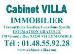 logo Cabinet villa