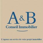 logo A et b conseil immobilier