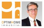 logo Roger pascal agent mandataire optimhome