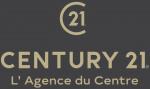 logo Century 21 l'agence du centre