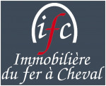 logo Immobiliere du fer a cheval i f c