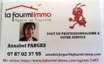 logo Annabel farges - la fourmi immo