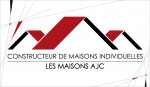 Logo agence LES MAISONS AJC