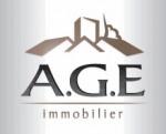 logo A G E  IMMOBILIER