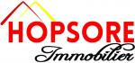 logo Hopsore immobilier