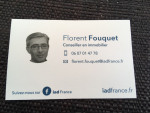 logo Iad france / florent fouquet